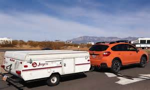 Towing With A Subaru Crosstrek Starling Travel 187 Towing With The Subaru Xv Crosstrek