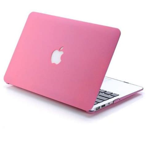 Matte Laptop Apple Macbook Air 11 13 Casing Cover Back frosted matte rubberized laptop cover for apple