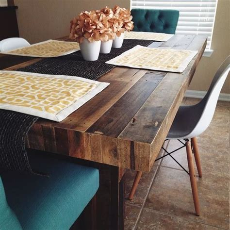 reclaimed dining table top best 25 reclaimed wood table top ideas on