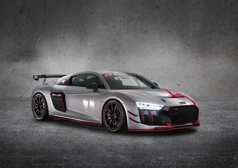 Audi Audi R8 by Official Audi R8 Lms Gt4 Gtspirit