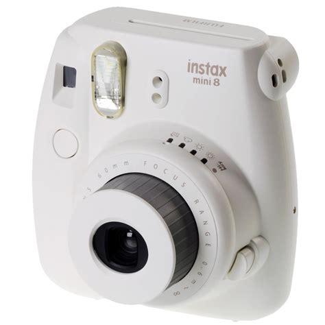 newest instax fuji instax mini 8 instant photo white instant