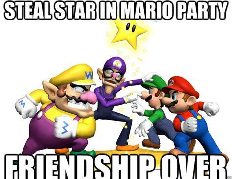 Mario Memes - mario party memes