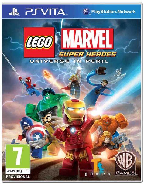 sale lego maevel psvita lego marvel heroes playstation vita 7 ebay