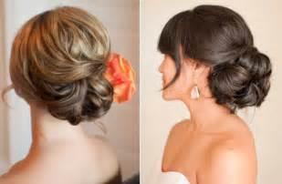 Peinados elegantes para cabello corto 2014 moda femenina tendencias
