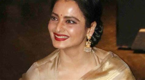 movie actress rekha bollywood eternal diva rekha turns 62 the indian express