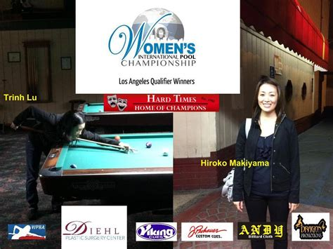 Lu Win the pool makiyama lu win andy cloth wipc qualifier