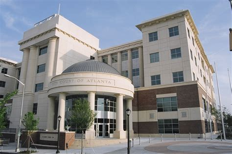 city of atlanta municipal court build a challenging municipal courthouse for your city