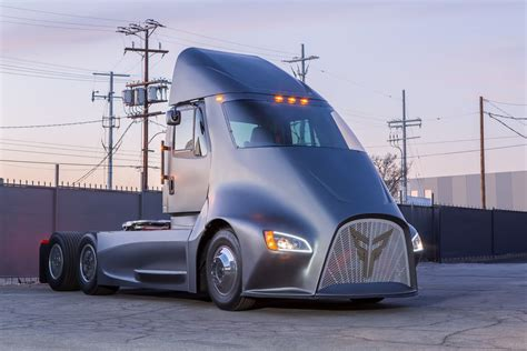 electric truck this electric truck startup thinks it can beat tesla to