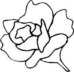 traceable flower templates traceable flower patterns clipart best