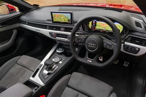 Audi A4 Interior by Audi A4 S Line Review Pictures Auto Express