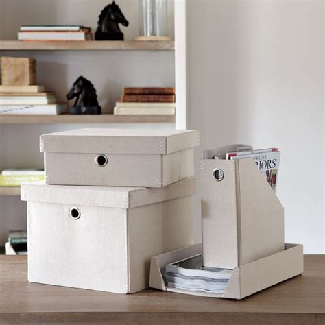Office Desk Items Workwear Canvas Home Office Modern Desk Accessories By West Elm