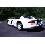 1995 DODGE VIPER RT/10 ROADSTER  137586