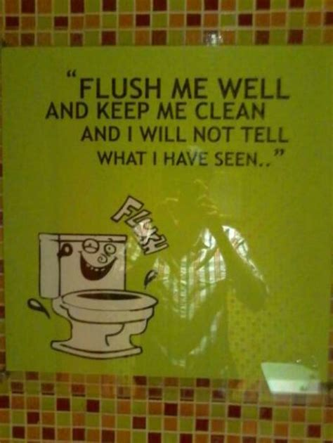 funny bathroom signs for cleanliness 130 best images about crazy and funny signs on pinterest