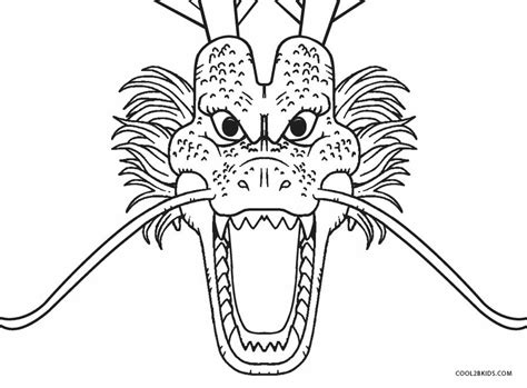 cool dragon ball z coloring pages printable dragon coloring pages for kids cool2bkids