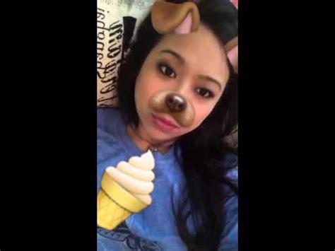 snapchat puppy filter youtube