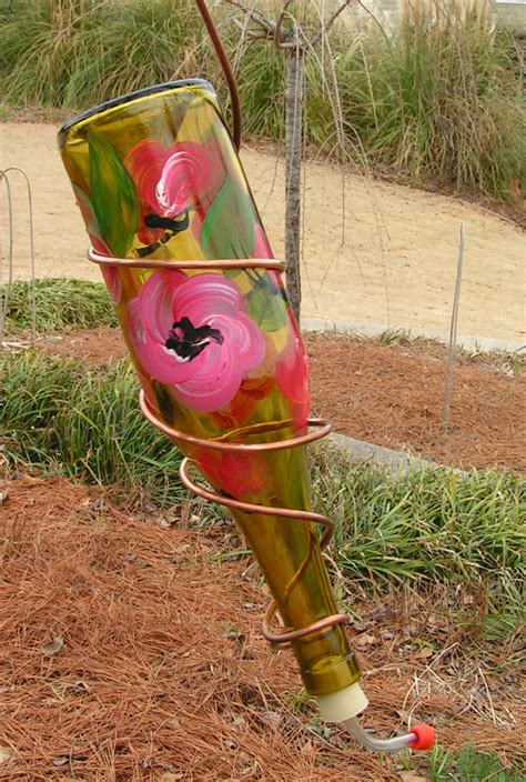 Make Your Own Hummingbird Feeder artsy vava make your own hummingbird feeder