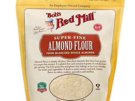 Bob S Mill Almond Flour Gluten Free Tepung Almond 8 deals on healthy ingredients at sam s club cooking light