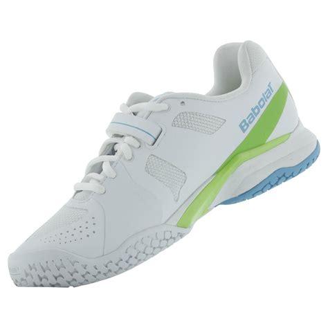 babolat womens propulse 5 bpm tennis shoes white