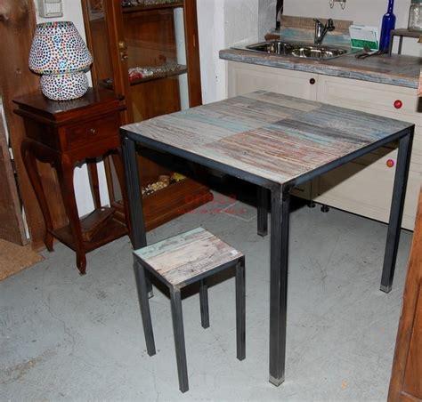 tavolo in ferro tavolo shabby con base in ferro sht002 orissa
