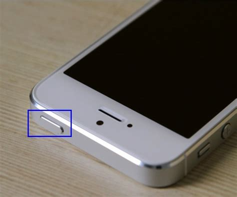 Switch On Iphone 5 ways to replace broken iphone 5 power button
