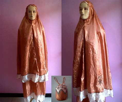 Mukena Parasit Abaya Premium mukena murah dilla collection