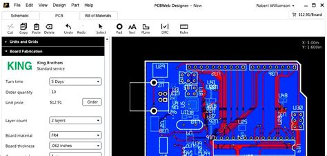 Easy pc pcb design software free download