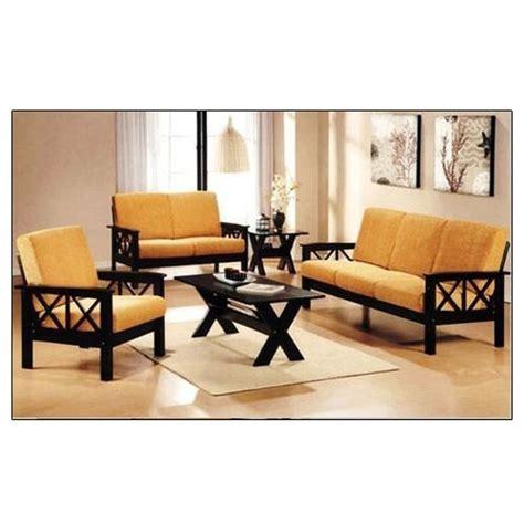 wooden sofa set modern wooden sofa sets living room wood sofa furniture 1 3