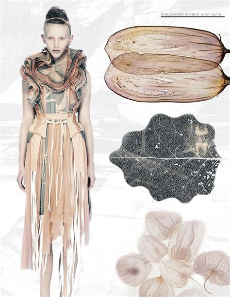 Fall Winter Fashion Trends 6 The Winter Garden by The Trend Book Focuses Of The Trend Forecasting For Autumn