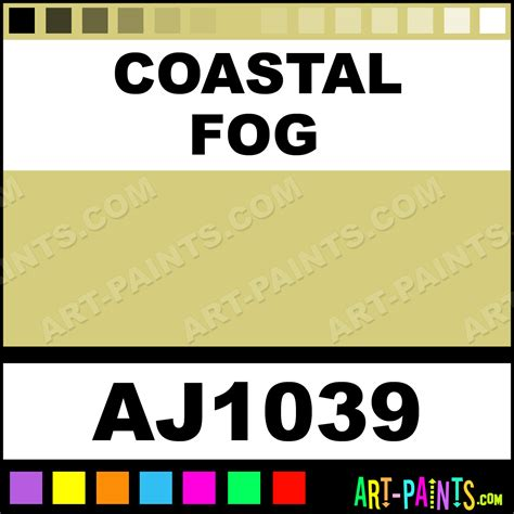 coastal fog professional watercolor paints aj1039 coastal fog paint coastal fog color