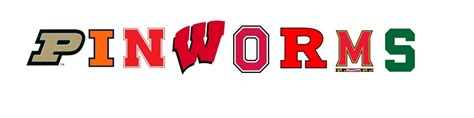 College Letter Logos The Word That Can Be Formed From B1g Block Letter Logos Sbnation