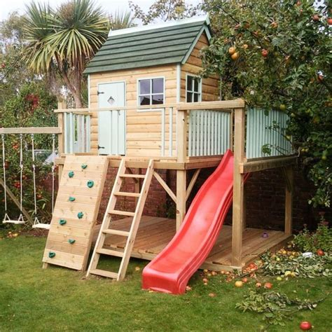 17 best ideas about backyard playhouse on