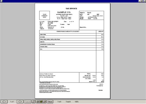 Screen Printing Invoice Software Kat Designs Screen Printing Invoice Template