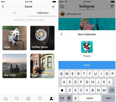 Imagenes Guardadas Twitter Android | las nuevas colecciones de instagram ponen orden a tus