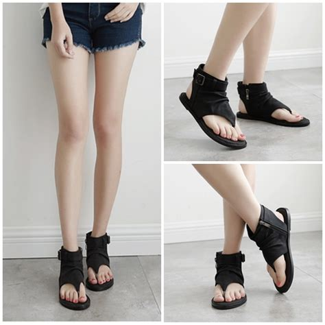 Promo Sepatu Cewek Import Batam Slip On Shoes Wa 7994 jual shf1881 black flat shoes import grosirimpor