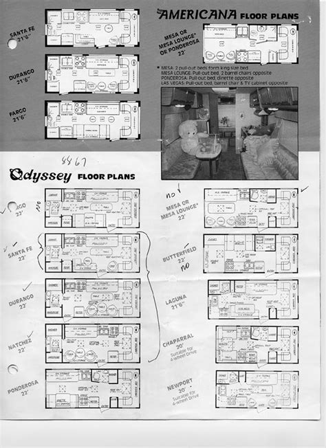 toyota sunrader floor plans what is the best toyota motorhome layout autos post