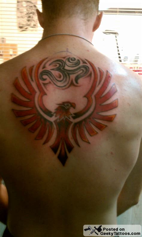 dune tattoo house of atreides crest geeky tattoos