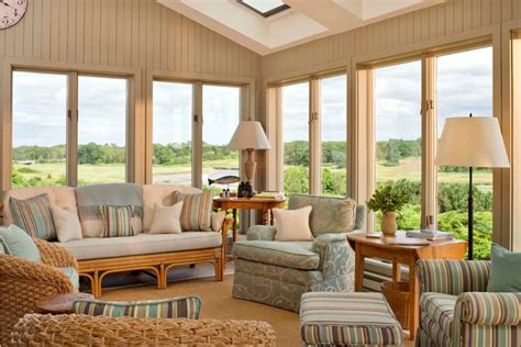 Room Decors by Comfortable Enclosed Sunroom Ideas Room Decors And