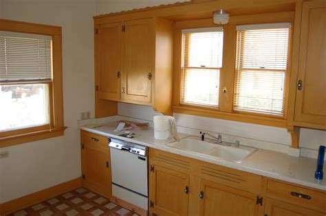 Before And After Painted Kitchen Cabinets How To Painting Kitchen Cabinets
