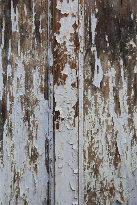 White Splinter grunge texture cracked chipped paint wood door white