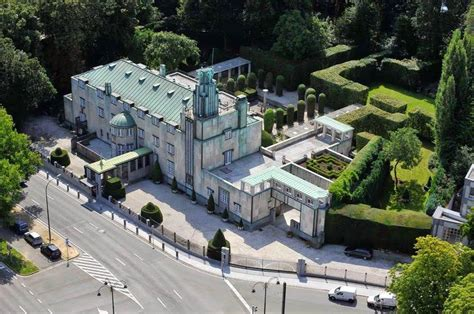 Luxury Home Interior Designers Reliving The Vienna Secession At Stoclet House
