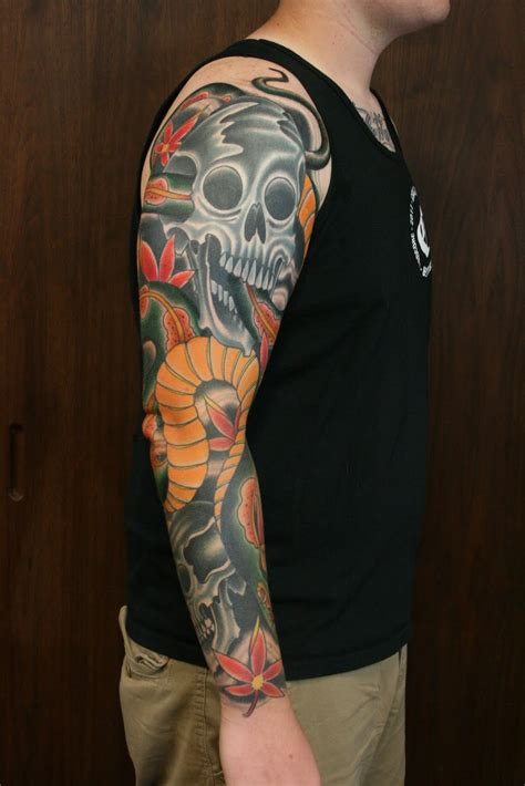 full arm sleeve tattoo designs sleeve sleeve designs for