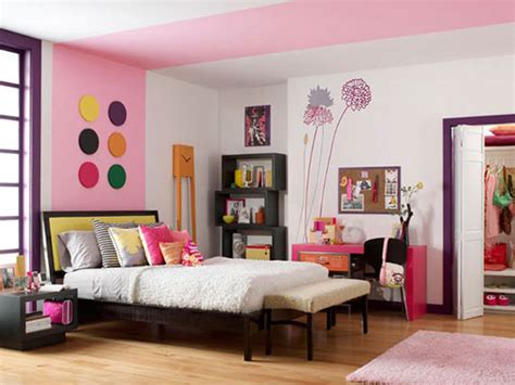 teenage room colors wild wacky and colorful teen bedroom ideas home conceptor
