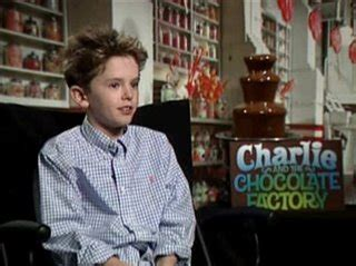 Charlie And The Chocolate Factory Sweepstakes - freddie highmore charlie and the chocolate factory interview celebrity interviews