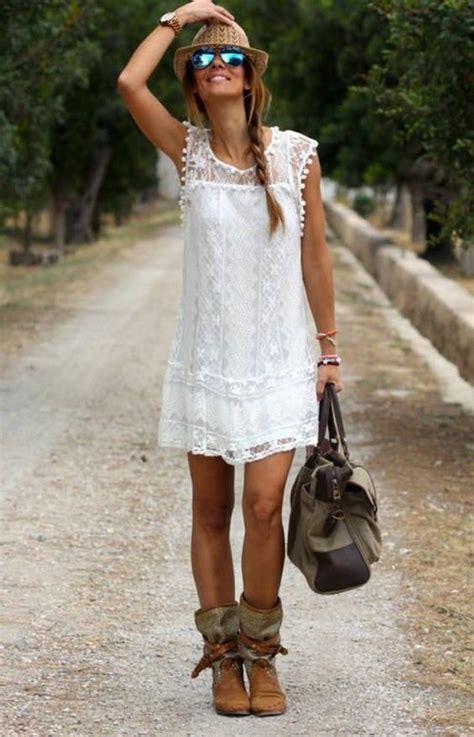 Jullianne Rancic And Comments Bohemian Chic | comment adopter le style boheme chic robe boho and