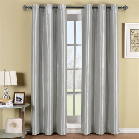96 long drapes soho grommet blackout curtain panel 42 quot wide x 96 quot long