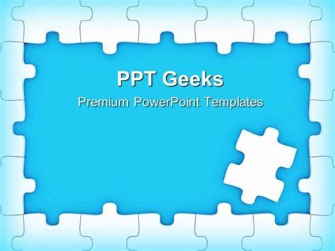 free puzzle powerpoint template powerpoint jigsaw smartart bert