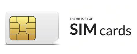 2 Sim Card The Simple History Of Sim Cards Kwikboost