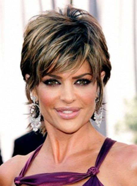 fine fuzzy over 50 haircuts short hairstyles for women over 50 with fine hair