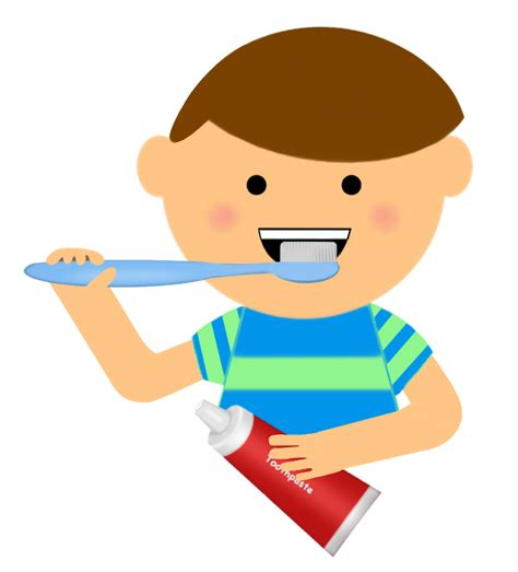 how to brush your s teeth brushing teeth pictures cliparts co