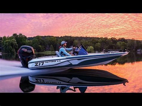 nitro bass boats youtube nitro boats z17 bass boat youtube